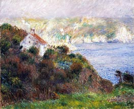 Fog on Guernsey | Renoir | Painting Reproduction