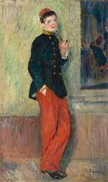 The Young Soldier | Renoir | Painting Reproduction