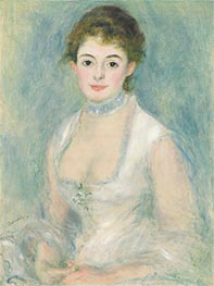 Madame Henriot | Renoir | Painting Reproduction