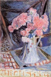 Bouquet of Flowers, c.1926 by Pierre Bonnard | Painting Reproduction