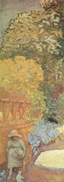 The Mediterranean. Triptych - Left Part, 1911 by Pierre Bonnard | Painting Reproduction
