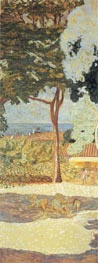The Mediterranean. Triptych - Central Part, 1911 by Pierre Bonnard | Painting Reproduction