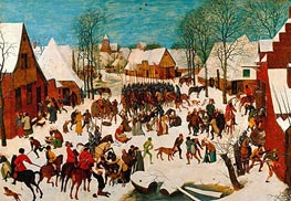 Massacre of the Innocents | Bruegel the Elder | Painting Reproduction
