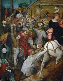 Saint Martin's Day | Bruegel the Elder | Painting Reproduction