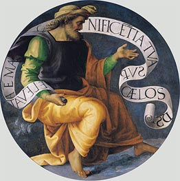 The Prophet Isaiah, c.1512/17 by Perugino | Painting Reproduction