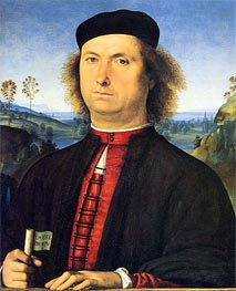 Francesco delle Opere | Perugino | Painting Reproduction
