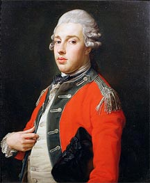 Portrait of George James, 1st Marquess of Cholmondeley | Pompeo Batoni | Gemälde Reproduktion