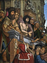 Christ presented to the People, c.1518/20 by Quentin Massys | Painting Reproduction