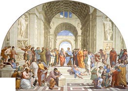 School of Athens | Raphael | Painting Reproduction