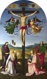 The Mond Crucifixion | Raphael | Gemälde Reproduktion