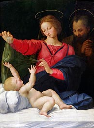 The Madonna of Loreto | Raphael | Gemälde Reproduktion