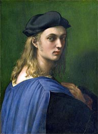 Portrait of Bindo Altoviti | Raphael | Gemälde Reproduktion