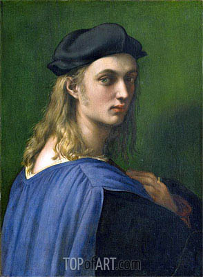 Portrait of Bindo Altoviti, c.1515 | Raphael | Gemälde Reproduktion