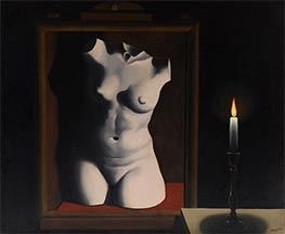 The Light of Coincidences | Rene Magritte | Painting Reproduction
