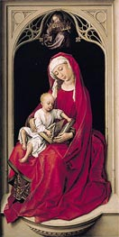 Virgin and Child (Duran Madonna), c.1435/38 by van der Weyden | Painting Reproduction