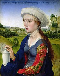 St. Mary Magdalene | van der Weyden | Painting Reproduction