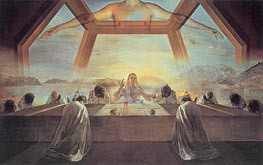 The Sacrament of the Last Supper | Dali | Painting Reproduction