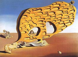The Enigma of Desire - My Mother, My Mother, My Mother, 1929 by Dali | Painting Reproduction