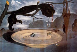 The Enigma of Hitler, 1939 by Dali | Painting Reproduction