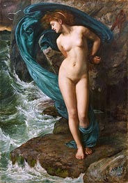 Andromeda, 1869 by Poynter | Painting Reproduction