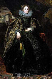 Marchesa Balbi | van Dyck | Painting Reproduction