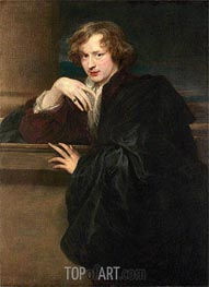 Self-Portrait | van Dyck | Painting Reproduction