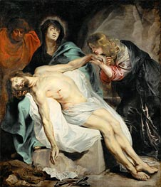 The Lamentation | van Dyck | Painting Reproduction