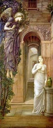 The Annunciation | Burne-Jones | Painting Reproduction