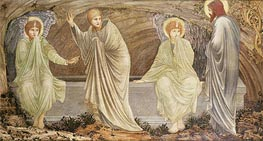 The Morning of the Resurrection, Undated by Burne-Jones | Painting Reproduction