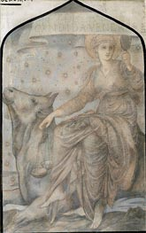 Venus, Undated by Burne-Jones | Painting Reproduction