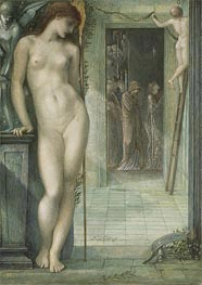 Venus Epithalamia, 1871 by Burne-Jones | Painting Reproduction