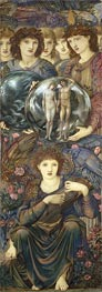 The Days of Creation: The Sixth Day, 1876 by Burne-Jones | Painting Reproduction