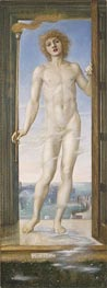 Day, 1870 by Burne-Jones | Painting Reproduction