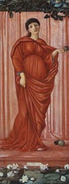 Autumn | Burne-Jones | Painting Reproduction
