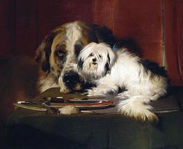 Quiz | Landseer | Painting Reproduction