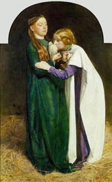 The Return of the Dove to the Ark | Millais | Painting Reproduction