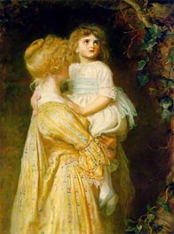 The Nest | Millais | Painting Reproduction