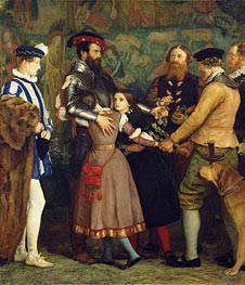 The Ransom | Millais | Painting Reproduction