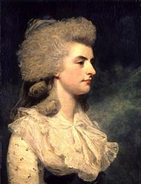 Lady Elizabeth Seymour-Conway | Reynolds | Painting Reproduction