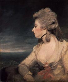 Mrs Mary Robinson (Perdita) | Reynolds | Painting Reproduction
