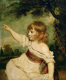 Francis George Hare | Reynolds | Painting Reproduction
