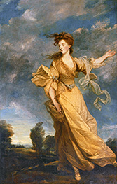 Lady Jane Halliday, c.1778/79 by Reynolds | Painting Reproduction