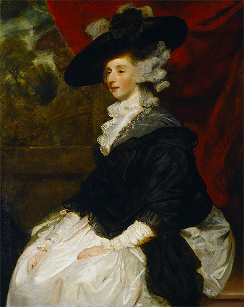 Lady Cornewall, c.1785/86 | Reynolds | Painting Reproduction