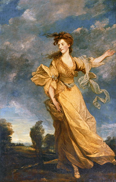 Lady Jane Halliday, c.1778/79 | Reynolds | Painting Reproduction