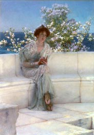 The Year's at the Spring, All's Right with the World | Alma-Tadema | Painting Reproduction