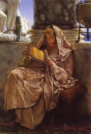 Prose, 1879 by Alma-Tadema | Painting Reproduction