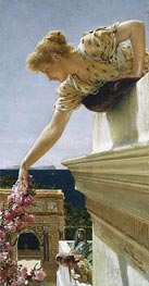 God Speed, 1893 by Alma-Tadema | Painting Reproduction