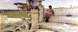 The Voice of Spring, 1910 by Alma-Tadema | Painting Reproduction