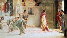 Caracalla, 1902 by Alma-Tadema | Painting Reproduction