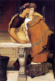 The Honeymoon | Alma-Tadema | Painting Reproduction